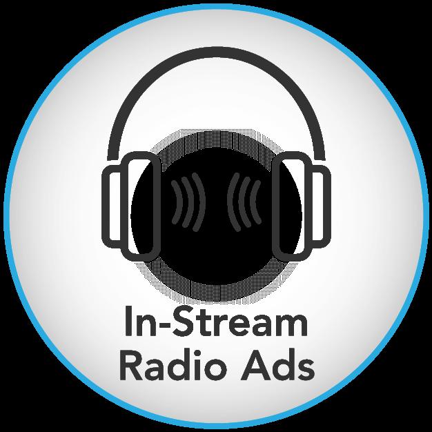 In-Stream Radio Ads