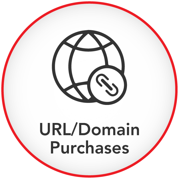 URL / Domain Purchases